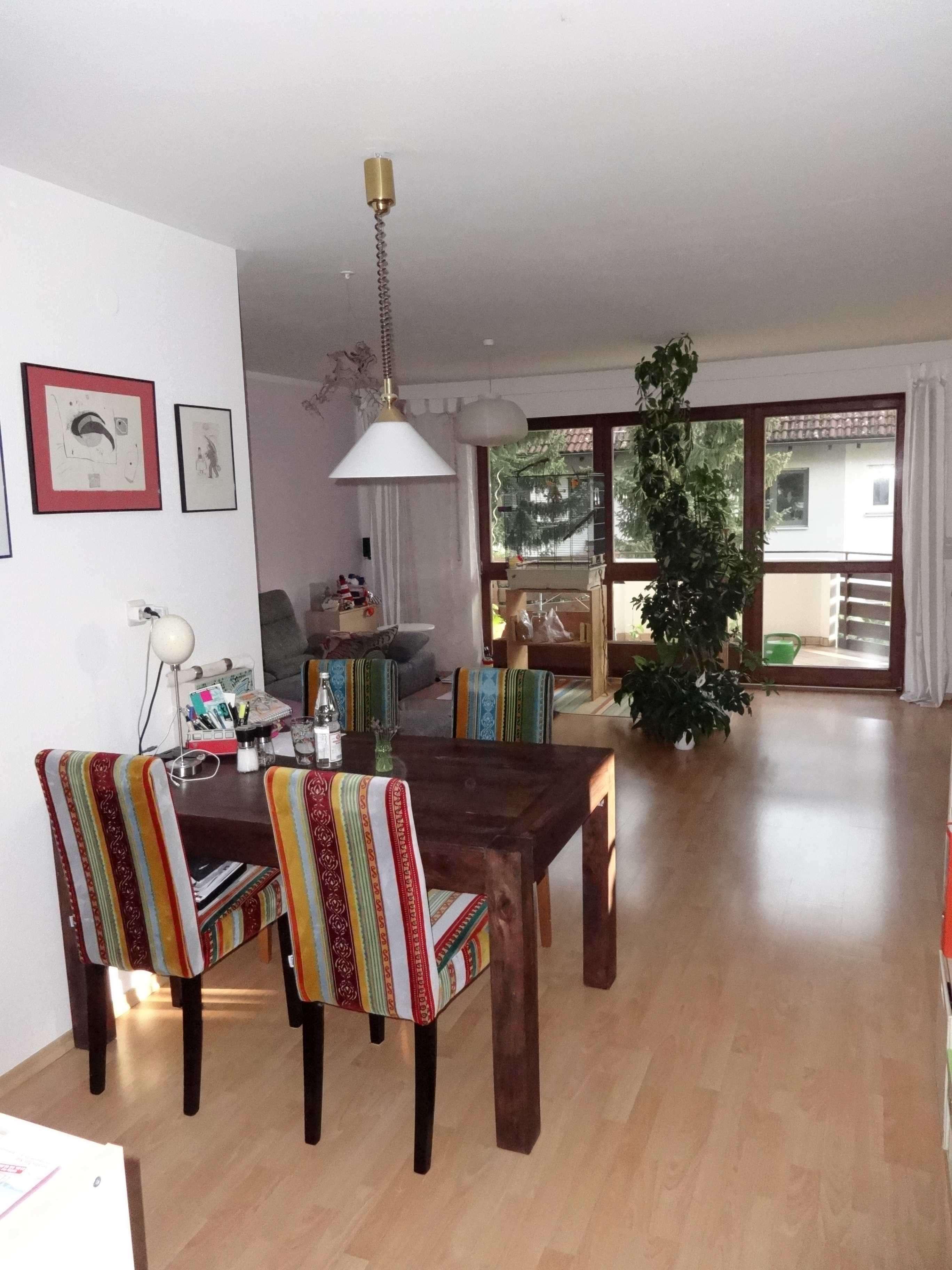 Schöne, geräumige 3 Zimmerwohnung im beliebten Monikaviertel in Südost (Ingolstadt)