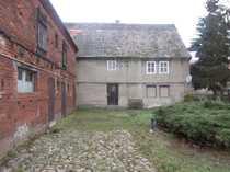 Fachwerk Bauernhaus mit großem Grundstück