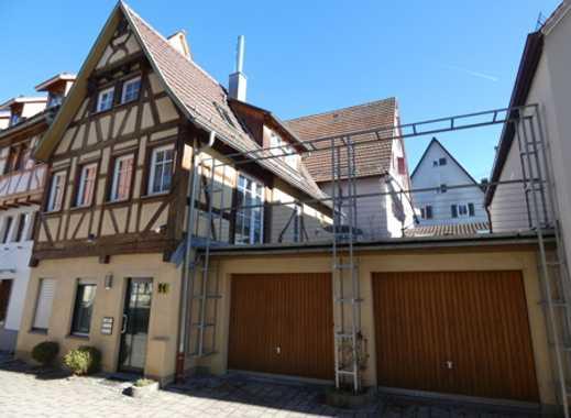 Die Alternative zur Stadtwohnung +++ saniertes Wohnhaus mit Charme in der Innenstadt  +++