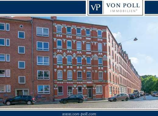 VON POLL Kiel: Schöne zentrale Wohnung mitten in Kiel.