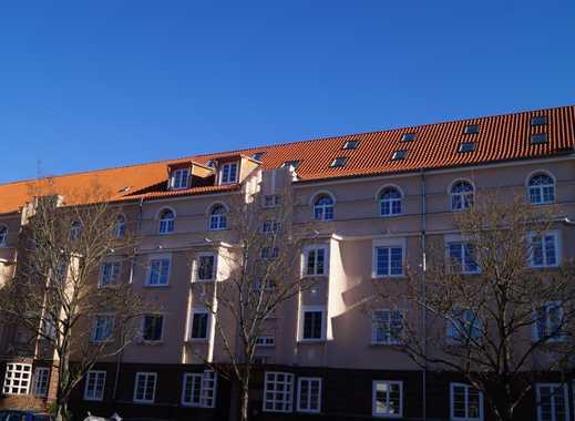 Neu ausgebaute Dachgeschosswohnung in Döhren