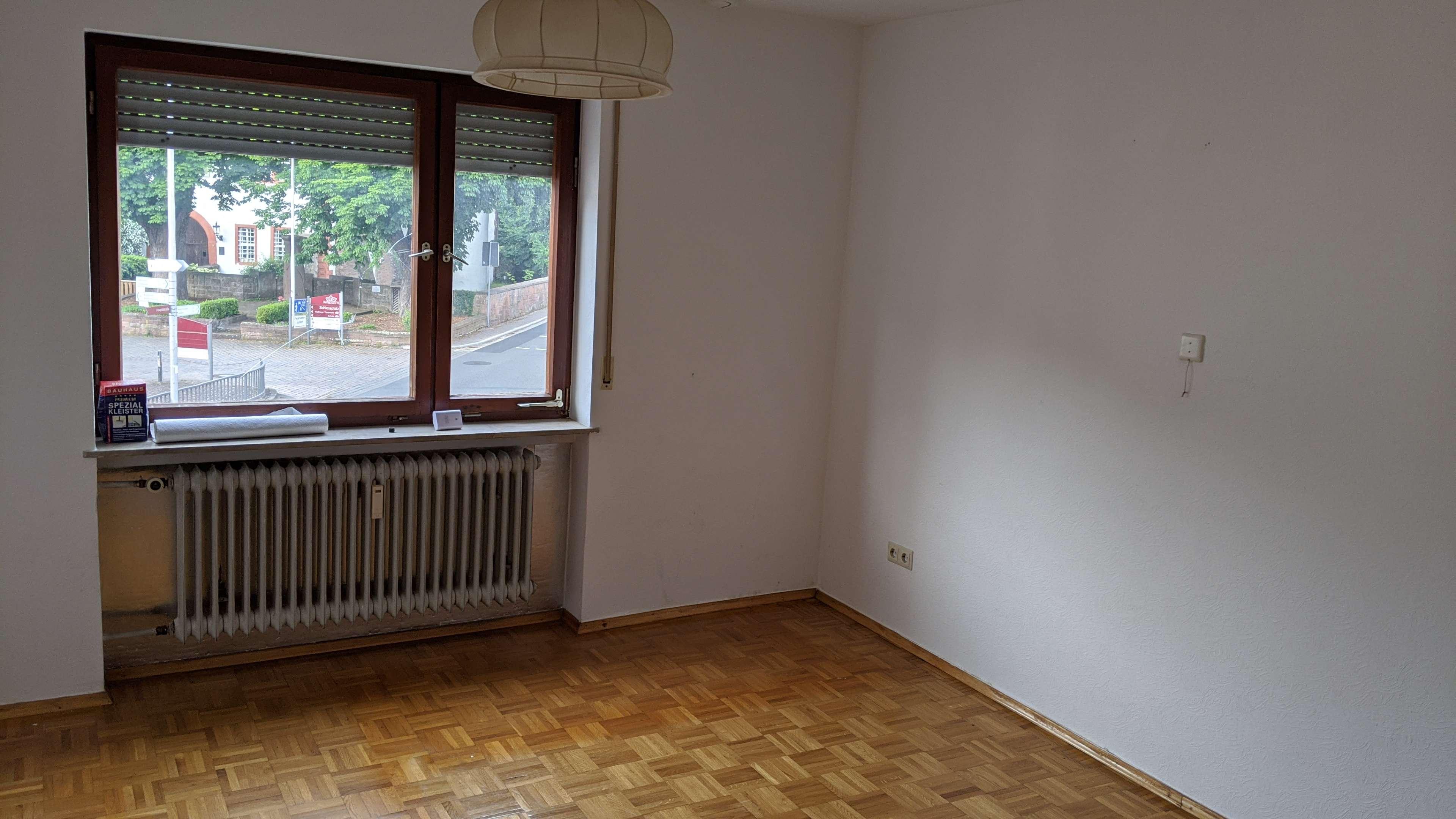 Schöne 2,5-Zimmer-Wohnung in Rothenbuch in