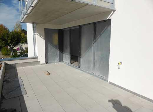 *Neubau-Erstbezug*Helle 3-Zimmer-EG-Wohnung mit hochwertiger Ausstattung in ruhiger Wohnlage
