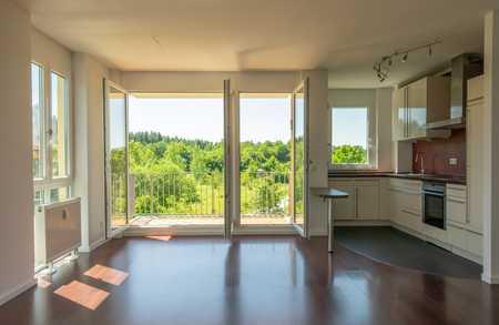 Neu renovierte wunderschöne 3 Zimmerwohnung mit Blick ins Grün in Großhadern - befristet bis 12.2021 in Hadern (München)