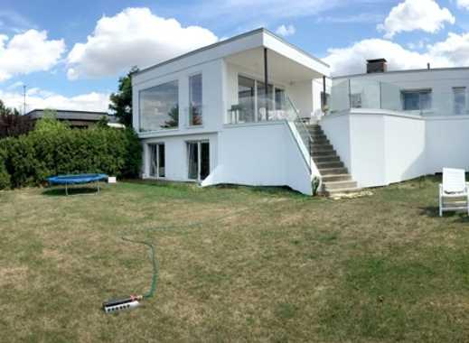 exklusives Wohnen in ruhiger Lage im Steinbachtal mit Terrasse, Garten und sensationellem Weitblick