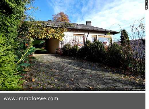 *STILVOLL & ATTRAKTIV* Barrierefreie 3,5 Zimmer EG-Wohnung mit Garage und traumhaften Gartenanteil
