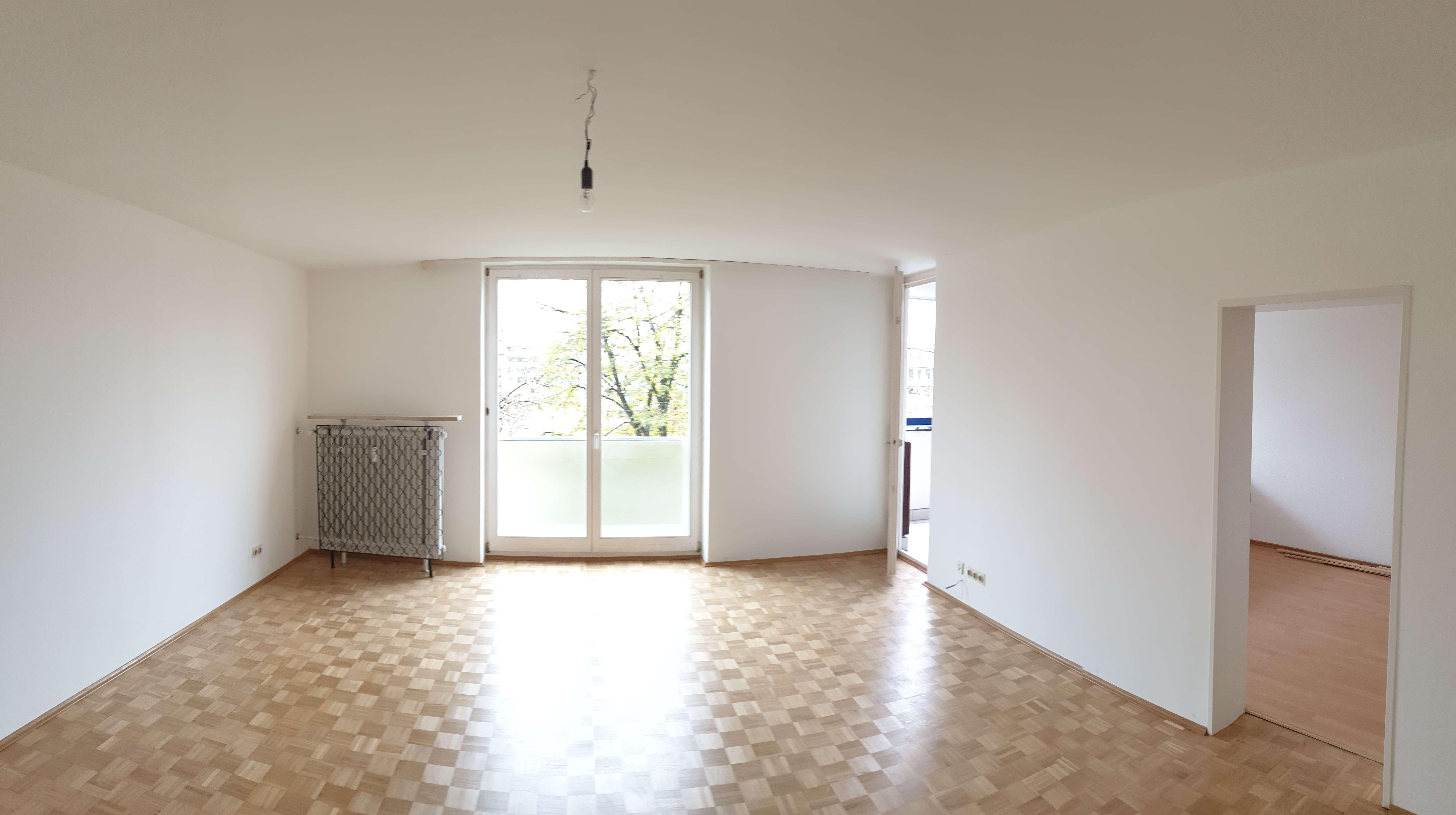 Modernisierte 3-Zimmer-Wohnung mit Loggia in Laim, München in Laim (München)