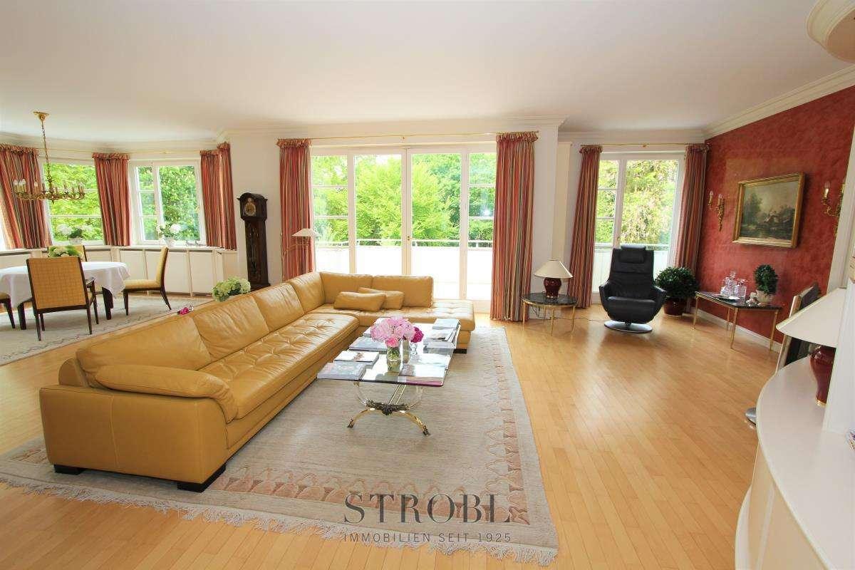 Furnished Flat -  Möblierte 3-Zimmer Wohnung am Isarhochufer - Menterschwaige in Harlaching (München)