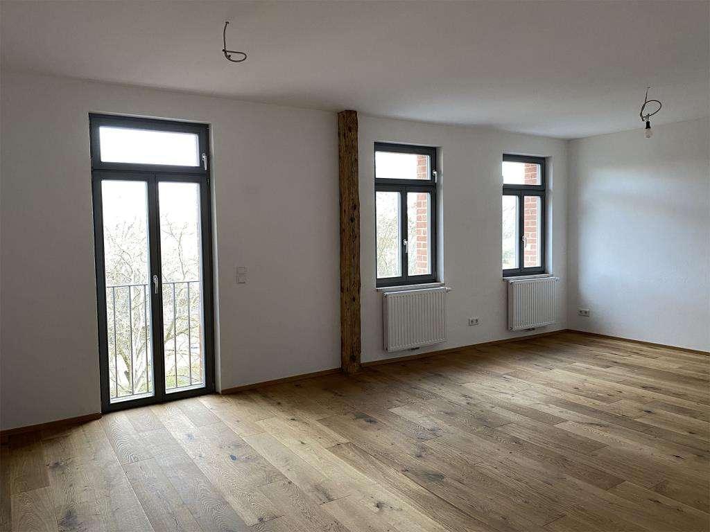 Erstbezug: Hochwertige 3-Zimmer-Wohnung zukünftig mit Balkon  in