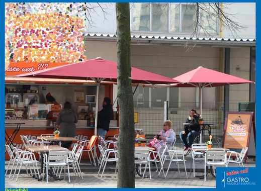 Beliebter Streetfood-Pavillon, sehr verkehrsgünstig gelegen, ...