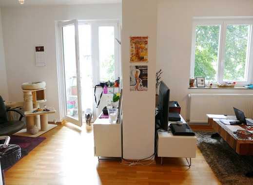 Ecke Tußmannstraße & Spoerlfabrik: Sanierte 3,5-Zimmerwohnung mit Garten und allen Komforts