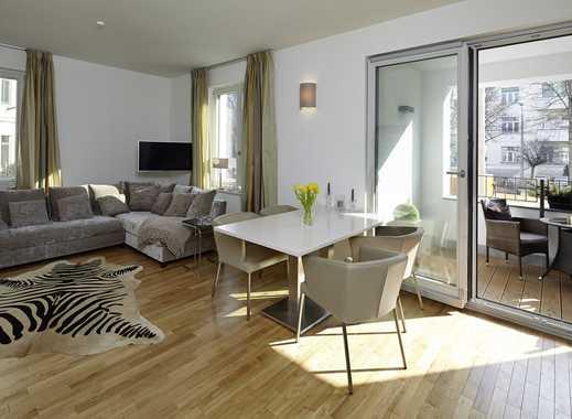 Kapitalanlage, Neubau Eigentumswohnung mit zwei Balkonen
