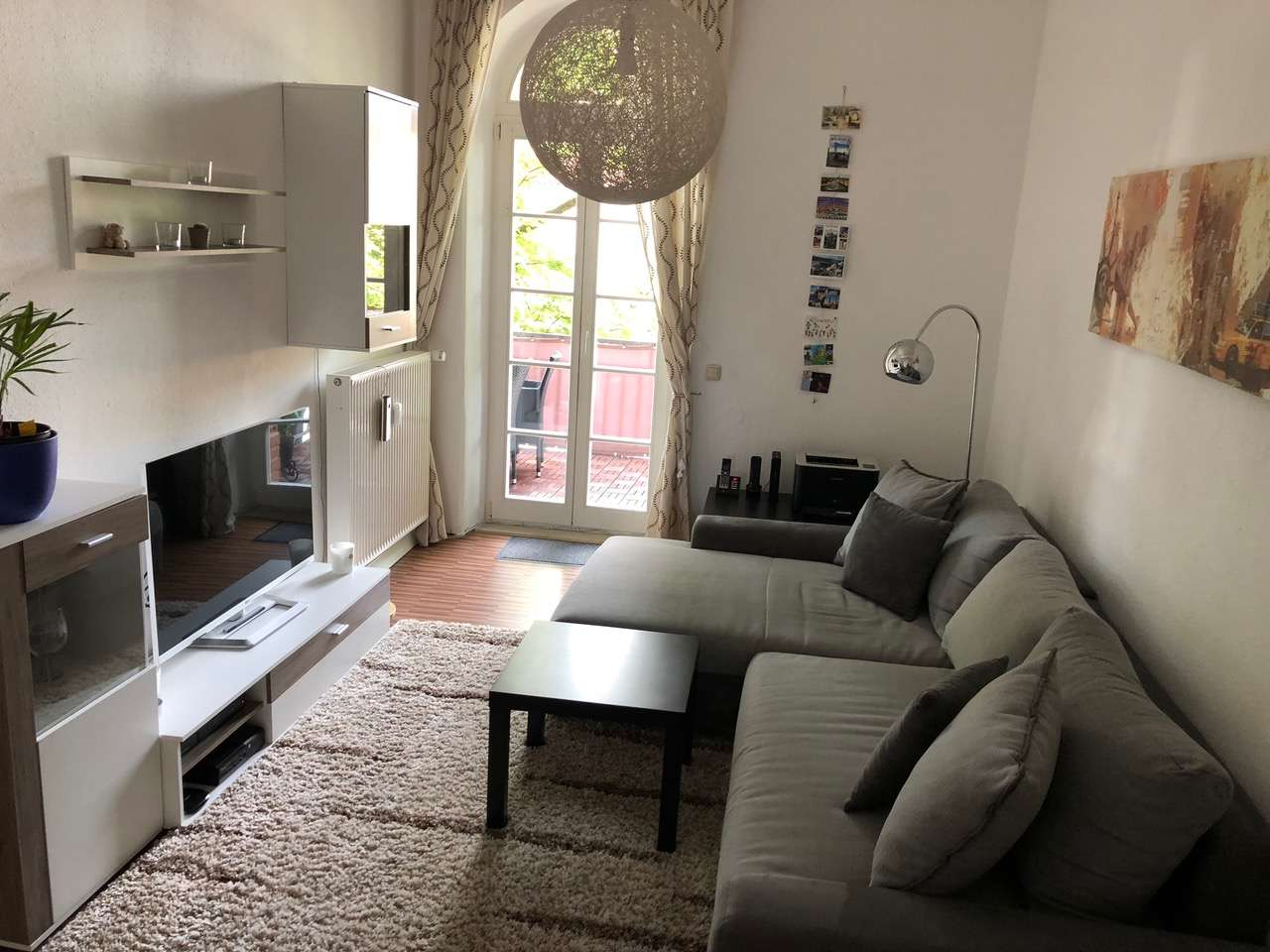 Schöne 2,5-Zimmer-Wohnung am Ulanenpark