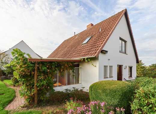 Schönes Einfamilienhaus mit Keller und Garage in guter Wohnlage von Ritterhude