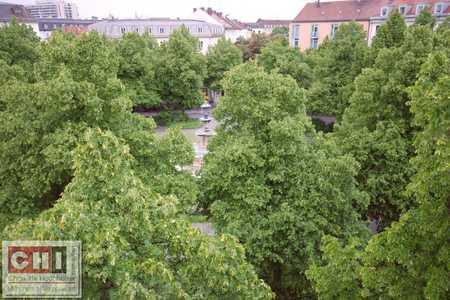 Mitten in Haidhausen - Weißenburger Platz  *3 Zimmer AB-Wohnung m. Wohnküche / WG geeignet in Haidhausen (München)