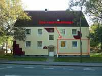 Gemütliche 3 Zimmer EG-Wohnung in einem 5-Familienhaus