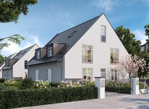 Realisieren Sie sich Ihren Traum vom neuen Eigenheim! Sonnige Doppelhaushälfte in bester Wohnlage!