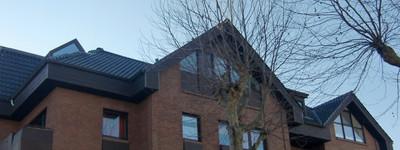 Schicke Dachgeschosswohnung in zentraler Lage von Bad Oeynhausen