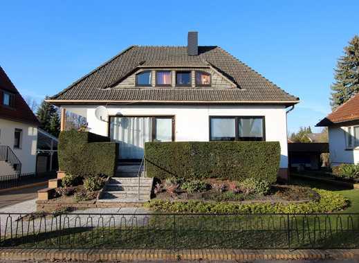 Großes, freistehendes Einfamilienhaus in Habenhausen, vollunterkellert