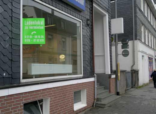 Ladenlokal in Remscheid-Lennep zu vermieten (Kreishaus)