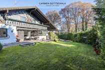 Landhausvilla mit Traumgarten am Starnberger