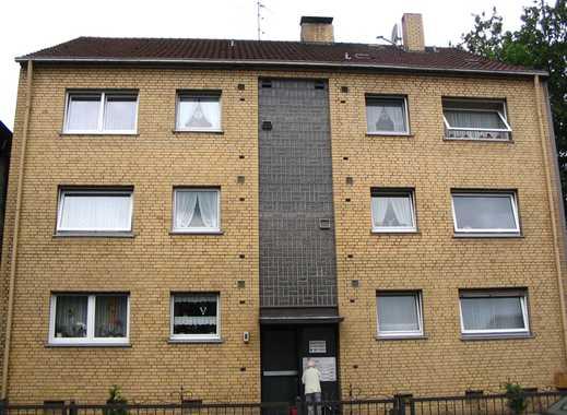 Für Mieter provisionsfreie 1-Zimmerwohnung mit Balkon in Sterkrader Zentrum zu vermieten