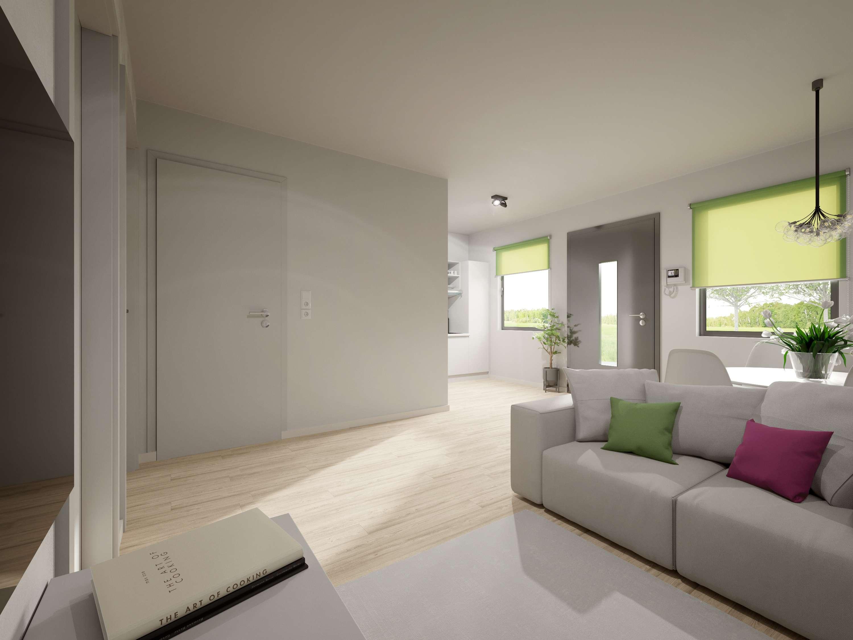 Voll möbliertes 3-Zimmer-Business-Apartment | innenstadtnah | in ruhiger 2. Baureihe in Nordost (Ingolstadt)