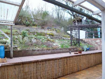 Wohnen in einer schönen 4 Z Wohnung mit Terrasse, Garten, Kachelofen etc. in Ochsenfurt