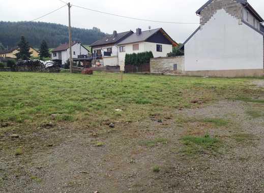 Großes voll erschlossenes Grundstück in Wiesweiler zu verkaufen !