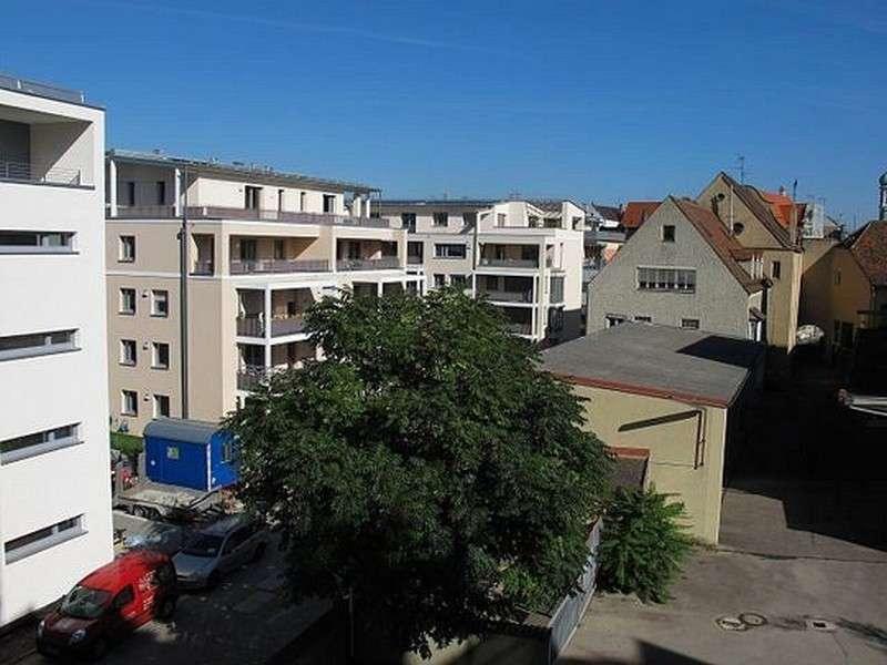 Augsb.Zentrum nähe Kö, kompl.möbl.Apartement 1ZKNDu, 38 qm in Augsburg-Innenstadt