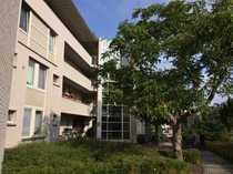 Individuelle 2-Raum-Whg mit Balkon