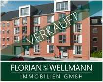 Bremen - Stephaniviertel Schicke hochwertige 2-Zimmer-Etagenwohnung