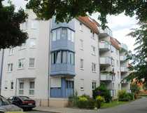 Helle 2-Raum-Wohnung mit Süd West-Balkon