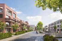 ERSTBEZUG ! Exklusive 2-Zi-Neubau-Wohnung im Textilviertel