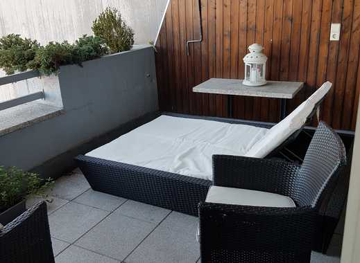 Exklusive 2-Zimmer-Wohnung mit Balkon und Einbauküche in Stuttgart (EINPERSONEN-HAUSHALT)
