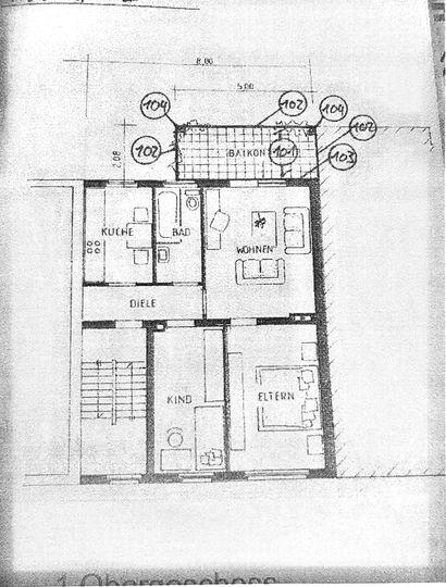 1. u. 2. Obergeschoss