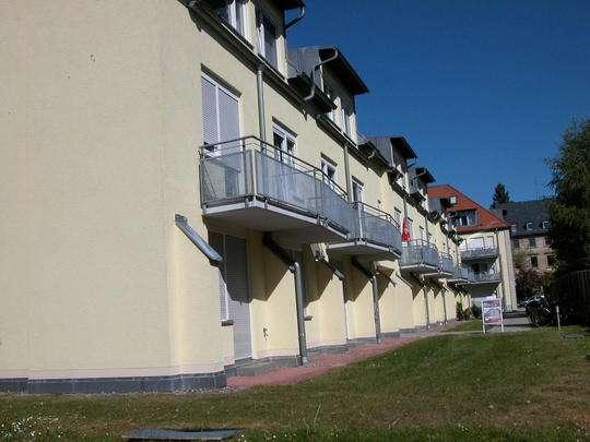 ** 1-Zimmer-Appartment mit Aufzug**Top ruhige Lage in Hammerstatt/St. Georgen/Burg (Bayreuth)