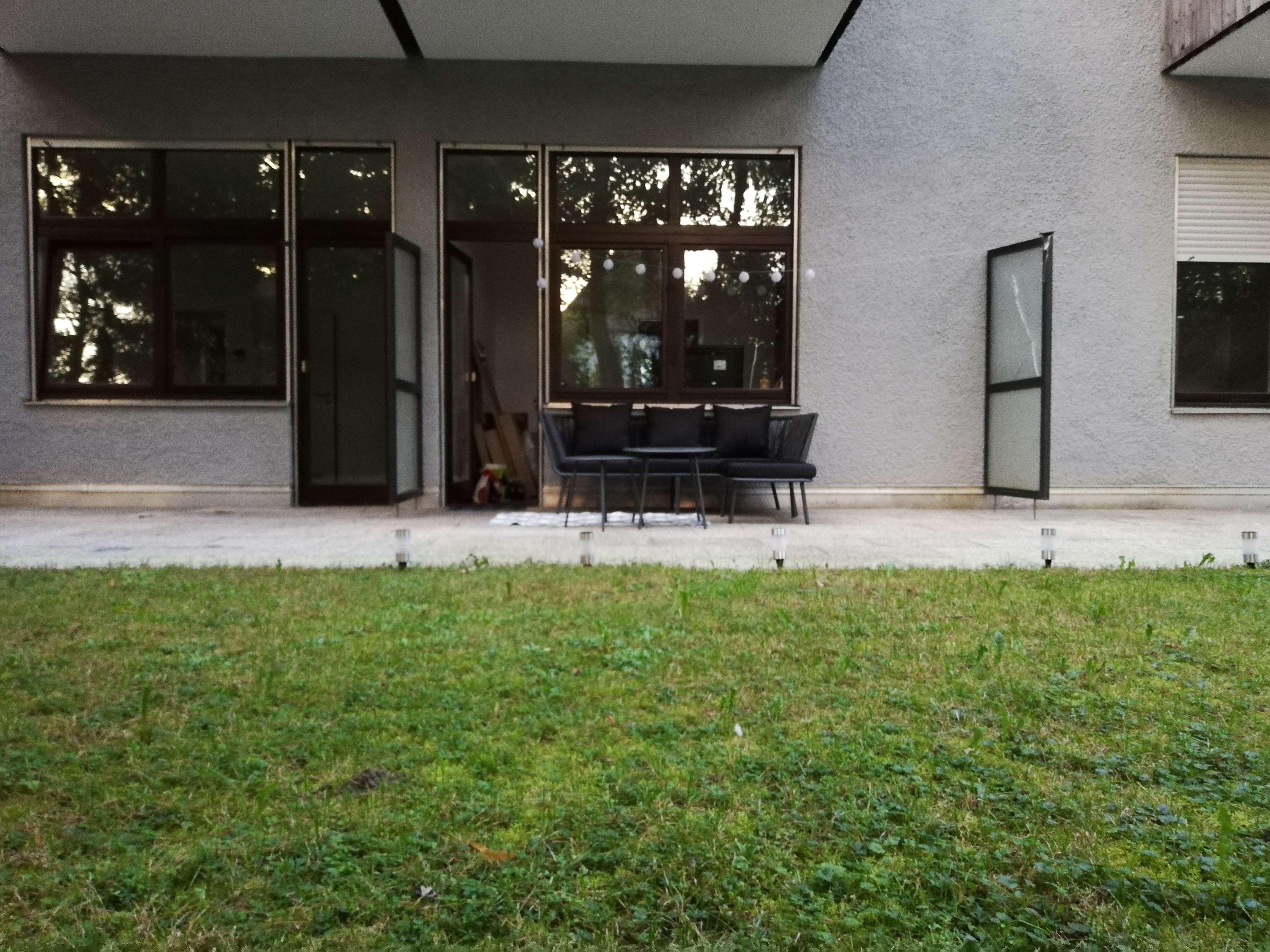 Appartement sucht NachmieterIN: 30qm Terrasse, 100qm Garten,all incl: WLAN, Strom, TG, Heizung usw in Sendling-Westpark (München)