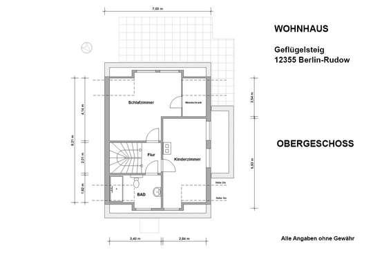 Freistehendes Haus im Rudower Geflügelviertel - 360°- Rundgang - Bild 30