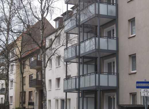 HH-Heimfeld, ganz toll, großzügige 1-Zi.-Wohnung mit Riesenbalkon