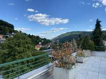 Stilvolle einzigartige 5-Zi-Penthouse-Wohnung mit Dachterrasse