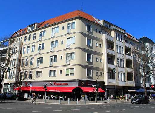 Kompaktes Apartment am Olivaer Platz ab sofort!