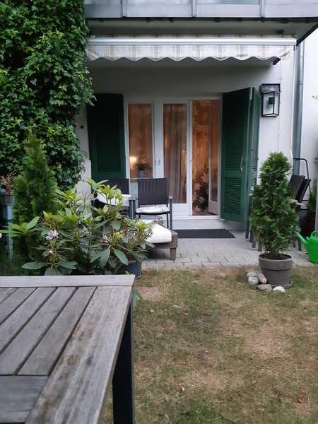 Sonnige 2-Zimmer-Garten whg. ab sofort nähe Klinikum / Westpark in Friedrichshofen (Ingolstadt)