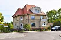 Seebad Ueckermünde 20erJahre Villa mit