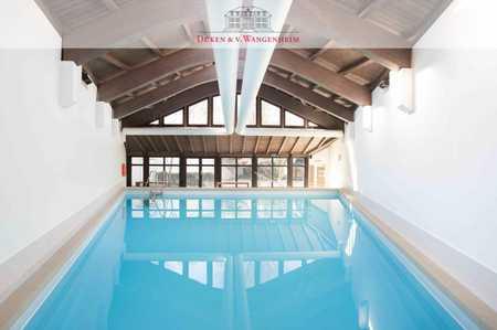 Schwimmbad & Sauna! Direkt an der Isar! 5-Zimmer-Wohnung zur Miete. in Bogenhausen (München)