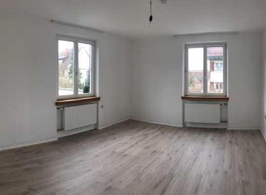 3 Zi EG Wohnung in bester Lage am Safranberg