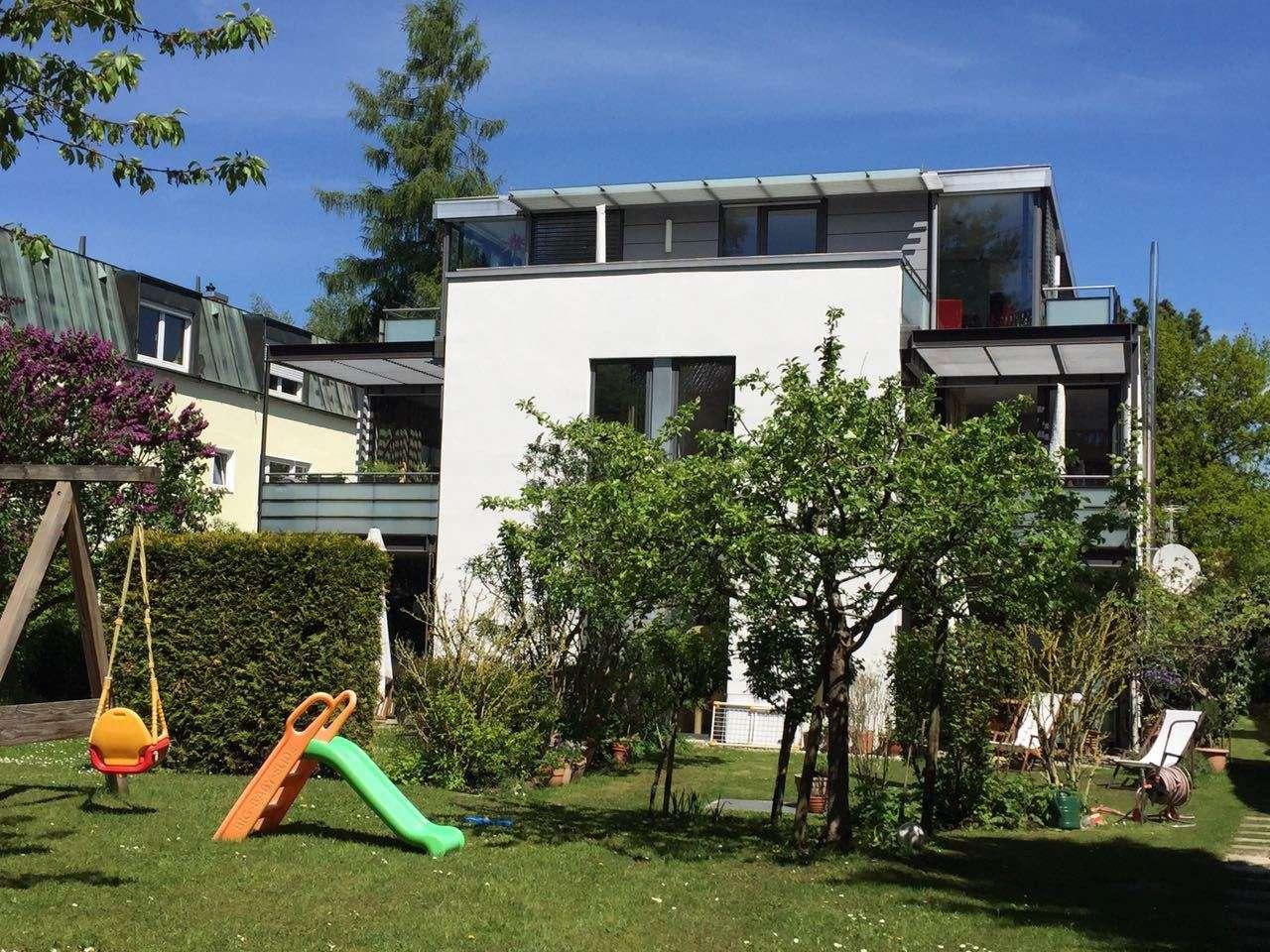 Sehr schöne helle 2-Zimmer-Wohnung in Schwabing Nord/Milbertshofen