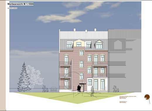 Neu sanierte 4-Zimmerwohnungen in Nürnberg/Schniegling ***Nur noch 1 Vierzimmerwohnung ist frei***