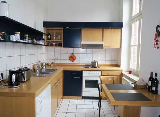 Helles und komplett modern möbliertes Appartement in Bad Oeynhausen-Zentrum/Südstadt