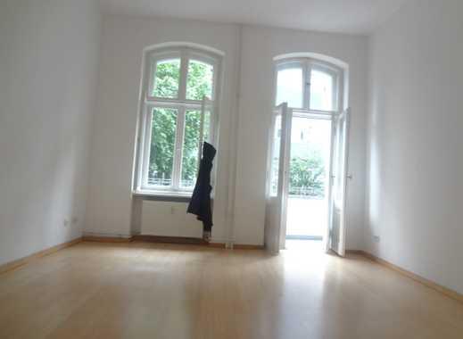 Hammer Kiezlage! Sonnenallee! 2 Zimmerwohnung - Laminat - Balkon - Kammer - ca. 68 m² - 976 € warm
